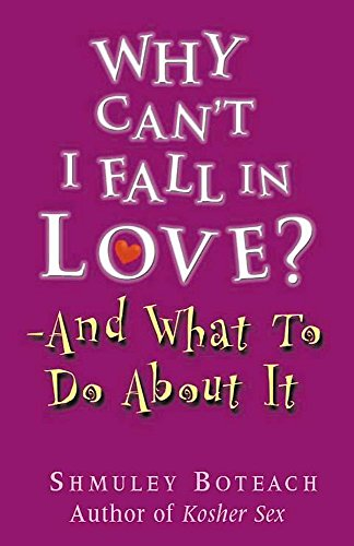 9780340785553: Why Can't I Fall in Love?