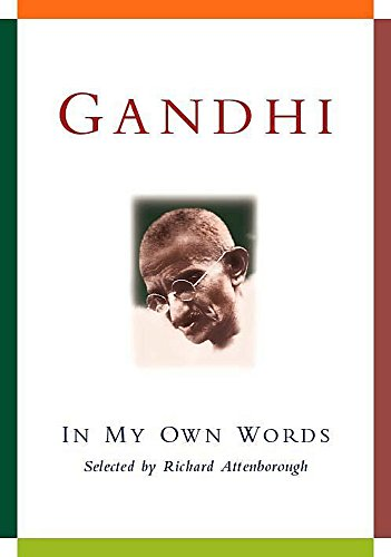 9780340786260: Gandhi : In My Own Words