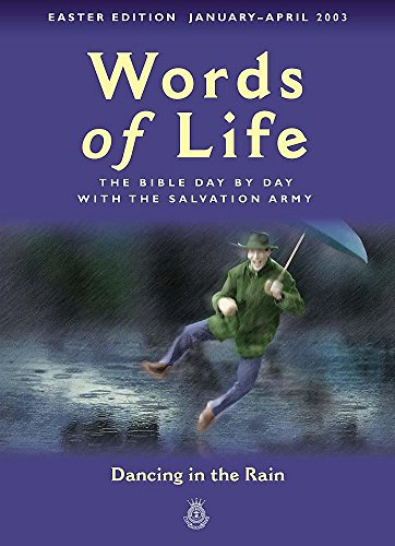 Words of Life, January-April 2003: Dancing in: Major Barbara Sampson,Salvation