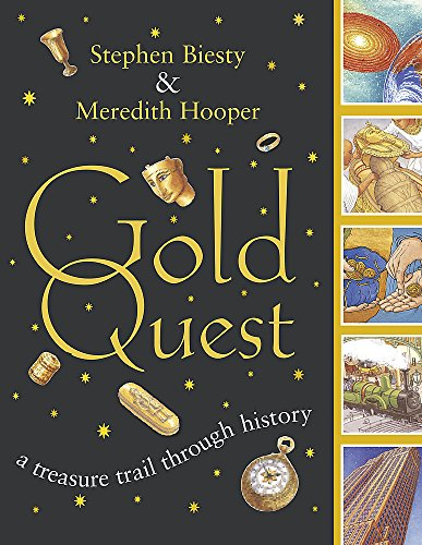 9780340788554: Gold: A Treasure Hunt Through Time