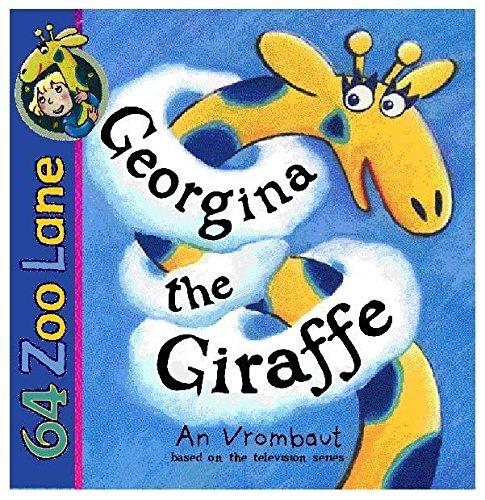 9780340788608: 64 Zoo Lane: Georgina the Giraffe