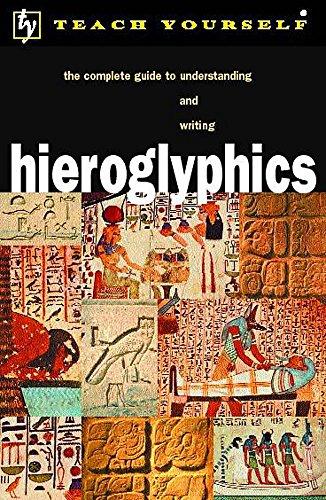 9780340789032: Hieroglyphics (Teach Yourself)