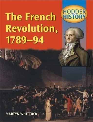 9780340789506: French Revolution 1789-94: Mainstream Edition