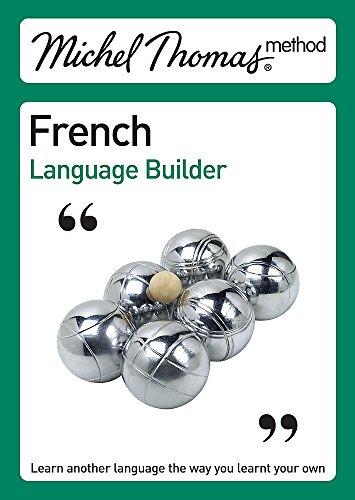Michel Thomas French Language Builder CD (Michel: Michel Thomas