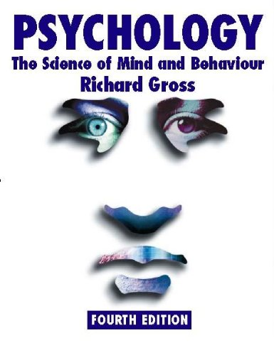 9780340790618: Psychology: The Science of Mind and Behaviour