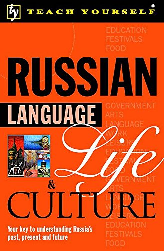 9780340790779: Russian Language Life and Culture (Teach Yourself Languages)