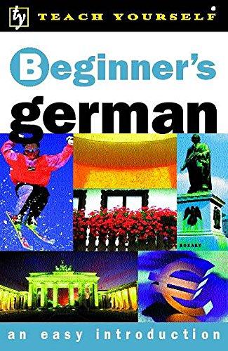 9780340790854: Beginner's German (Teach Yourself)