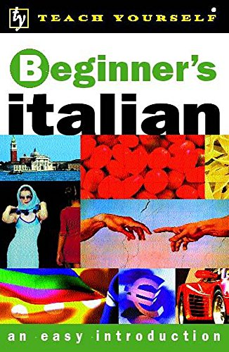 9780340790915: Beginner's Italian