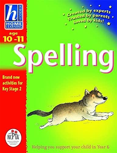 9780340791844: Hodder Home Learning: Age 10-11 Spelling
