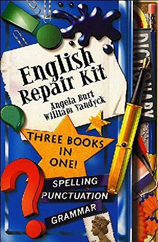 9780340792230: English Repair Kit: