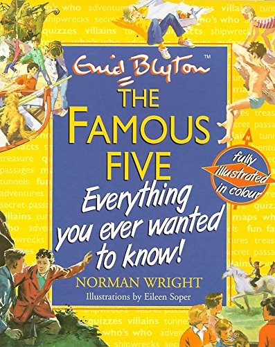 9780340792292: The Famous Five Everything You Ever Wanted To Know!
