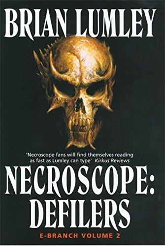 9780340792452: Necroscope: Defilers E Branch Volume 2