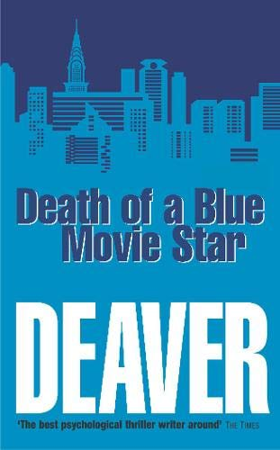 9780340793121: Death of a Blue Movie Star (Rune Trilogy)
