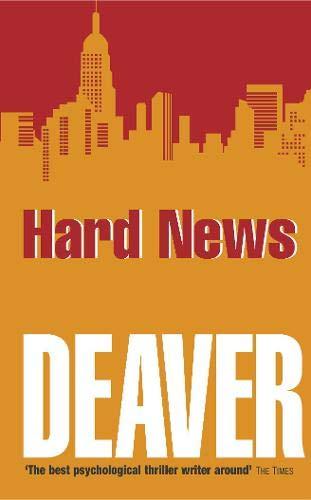 9780340793138: Hard News