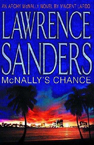 9780340793619: Lawrence Sanders' McNally's Chance: An Archy McNally Novel