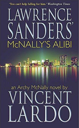 9780340793640: Lawrence Sanders' McNally's Alibi