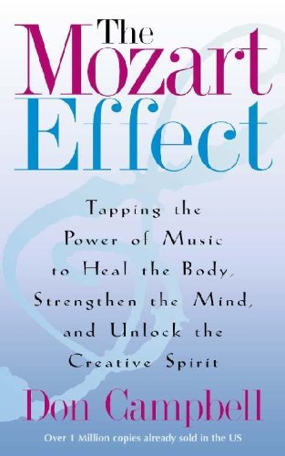 9780340793732: The Mozart Effect: Tapping the Power of Music to Heal the Body, Strengthen the Mind and Unlock the Creative Spirit