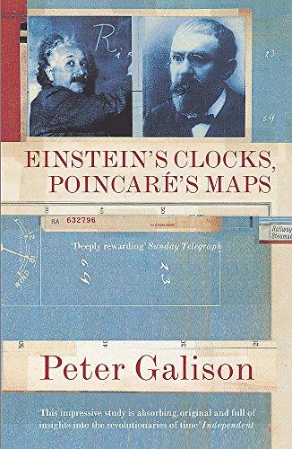 9780340794470: Einstein's Clocks And Poincare's Maps