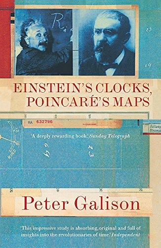 9780340794487: Einstein's Clocks, Poincare's Maps