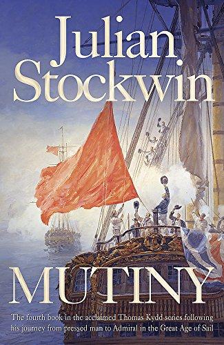 Mutiny SIGNED COPY: Stockwin, Julian.