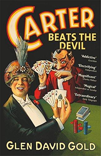 9780340794999: Carter Beats the Devil