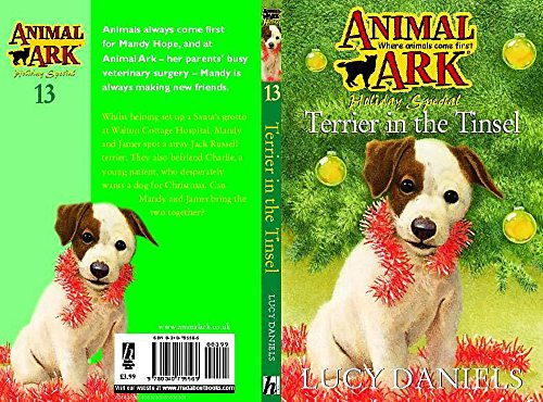9780340795569: Animal Ark: Terrier In The Tinsel