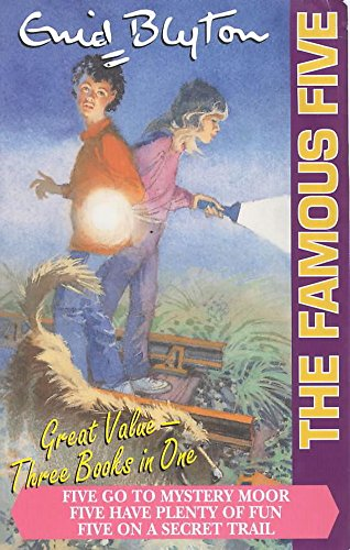 9780340795637: The Famous Five 13-15 (The Famous Five)