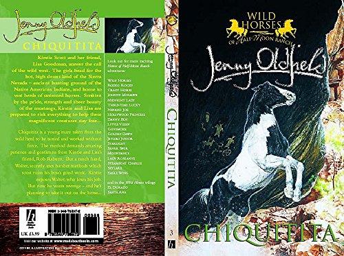 9780340795972: Chiquitita (Wild Horses)
