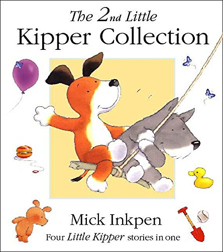 9780340796092: The Second Little Kipper Collection: No.2