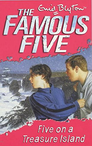 9780340796146: Five On A Treasure Island: Book 1