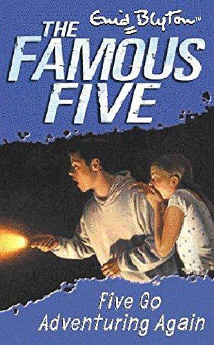 9780340796153: Five Go Adventuring Again: Book 2 (Famous Five)