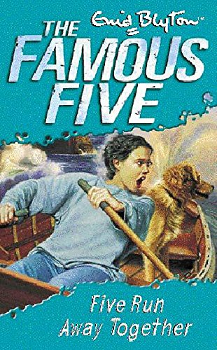 9780340796177: Famous Five: Five Run Away Together: Book 3