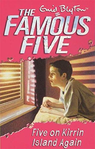 9780340796207: Famous Five: Five On Kirrin Island Again: Book 6