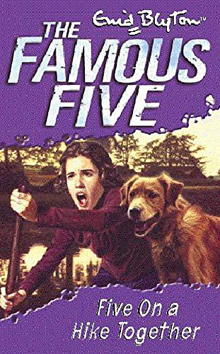 9780340796245: Famous Five: Five On A Hike Together: Book 10