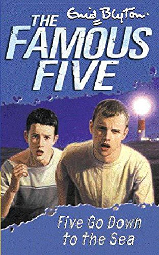 9780340796269: Five Go Down To The Sea: Book 12 (Famous Five)