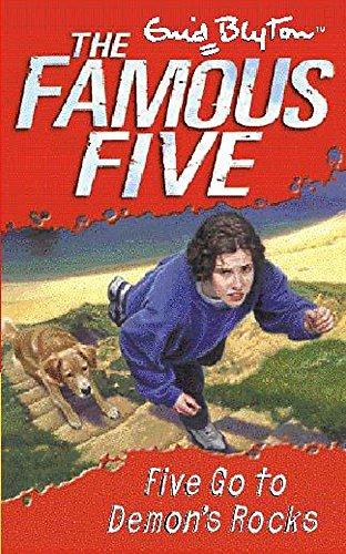 Famous Five: Five Go To Demon's Rocks: Enid Blyton