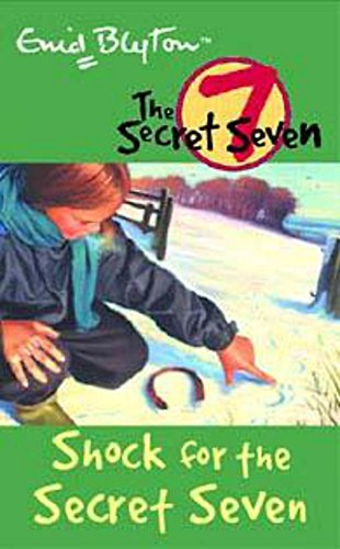 9780340796481: Shock for the Secret Seven