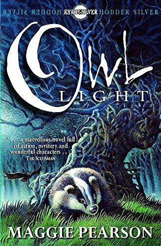 9780340796603: Owl Light (Hodder silver series)