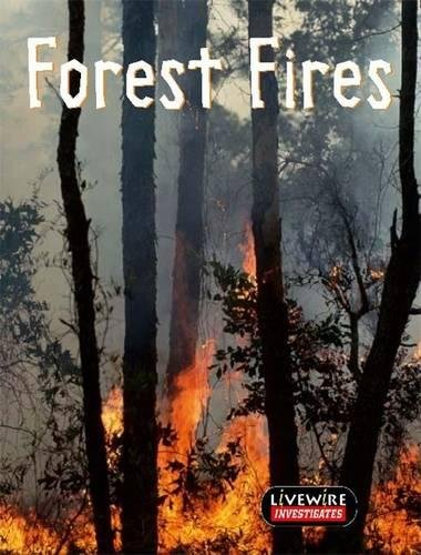 Livewire Investigates Forest Fire (Livewires) (9780340800652) by Sandra Woodcock