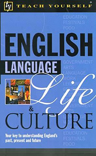 9780340801505: English (Teach Yourself Language, Life & Culture)