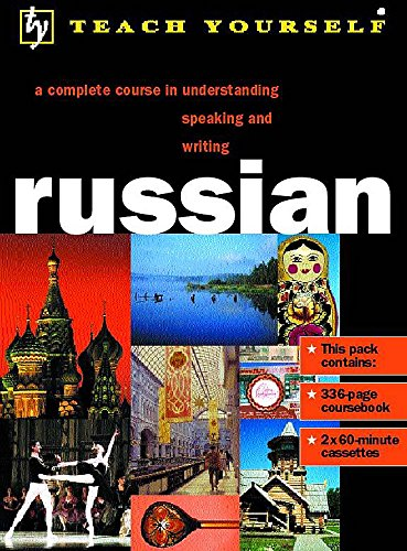 9780340801574: Russian (Teach Yourself)
