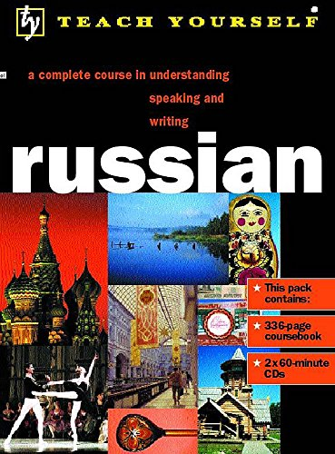 9780340801581: Russian (Teach Yourself)