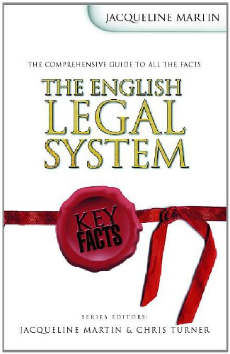 9780340801796: The English Legal System (Key Facts)
