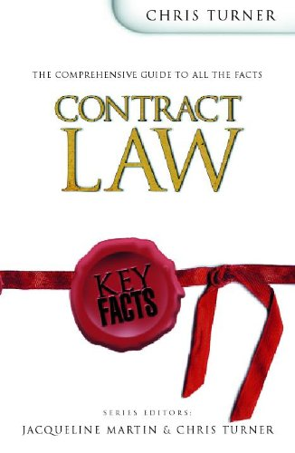 9780340801819: Contract Law (Key Facts)