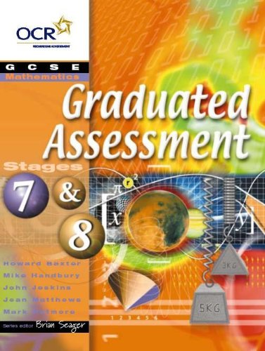9780340801918: Gcse Mathematics C for Ocr Graduated Assessment Stages 7 & 8