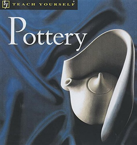 9780340802120: Pottery (Teach Yourself)