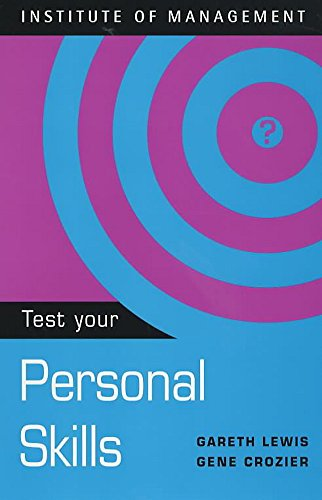 Test Your Personal Skills (TYS): Crozier, Gene and