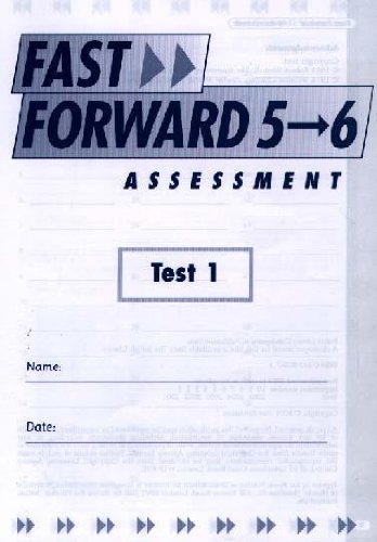 9780340803660: Fast Forward: Literacy Assessment Pack Level 5 - 6 (Fast Forward English Series)