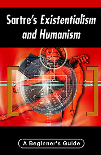 Sartre`s Existentialism and Humanism. (= Beginner`s Guides).: Myerson, George: