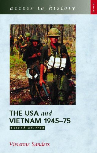 9780340804308: The Usa And Vietnam, 1945-75 (Access to History)